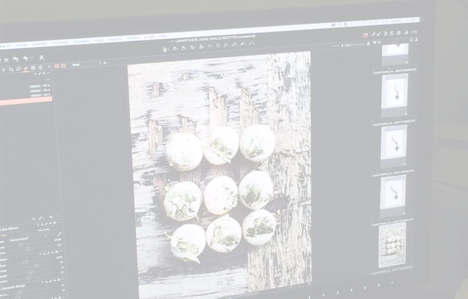 Stylisme édition culinaire, arts de la table, pour le prochain livre du pâtissier Christophe Adam