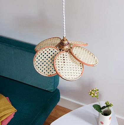 CASTORAMA : DIY LAMPE MELBA
