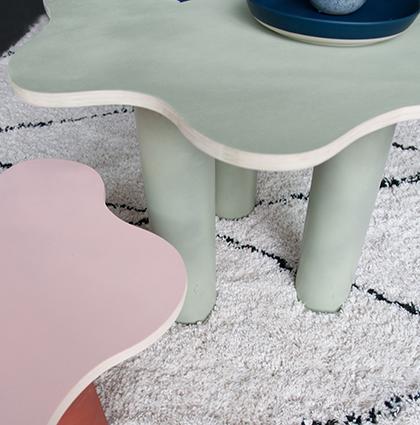 CASTORAMA : DIY TABLES CURVY